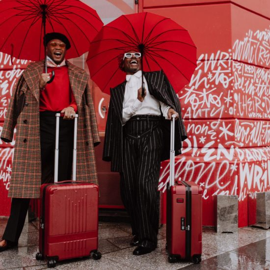 Billy Porter And Ryan Jamaal Swain Fight To End Aids With Montblanc