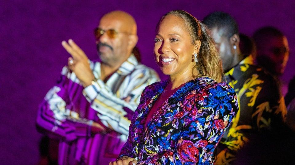 Marjorie Harvey Celebrates 55th Birthday With Lavish Cancun Party
