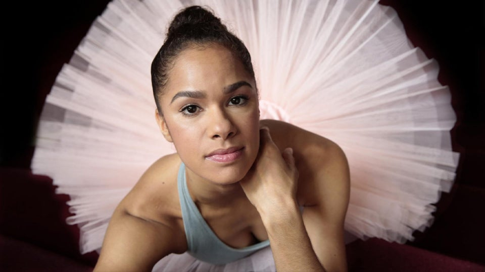Misty Copeland Talks About What It Takes To Be One Of The Most Badass Ballerinas In The World