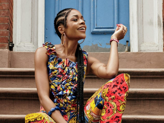 Naomie Harris Is No Rookie