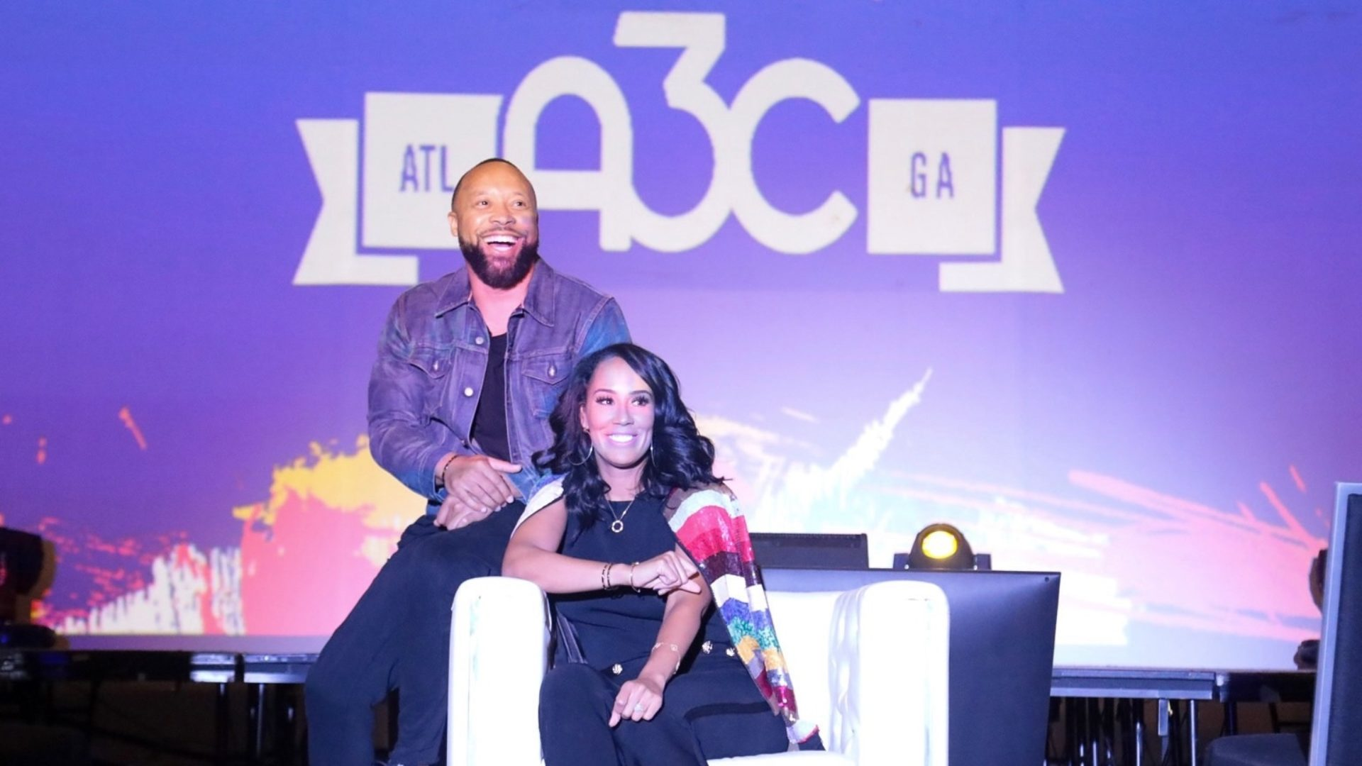 'RHOA' Tanya Sam And Paul Judge Are The New Owners Of A3C
