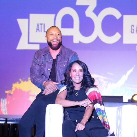 'RHOA' Tanya Sam And Serial Tech Entrepreneur Paul Judge Talk What To Expect For A3C
