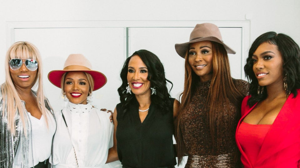 Atlanta 'Housewives' Talk Business And Fashion At A3C