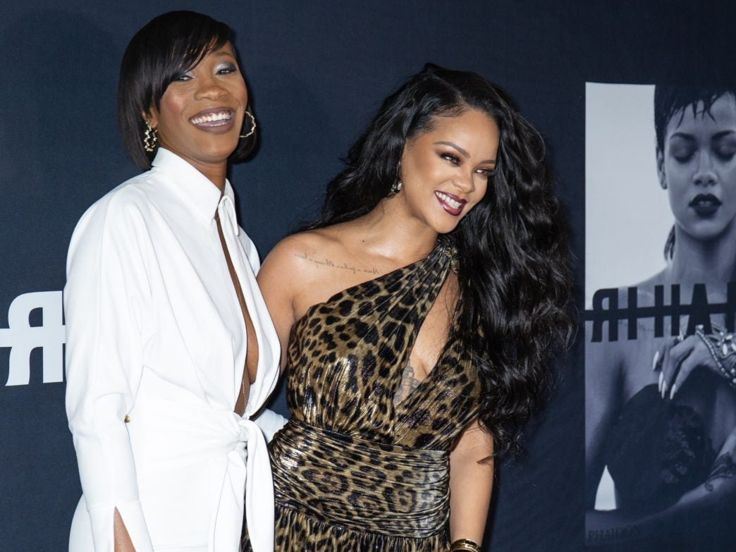 Rihanna Launches Another Big First: A Visual Autobiography
