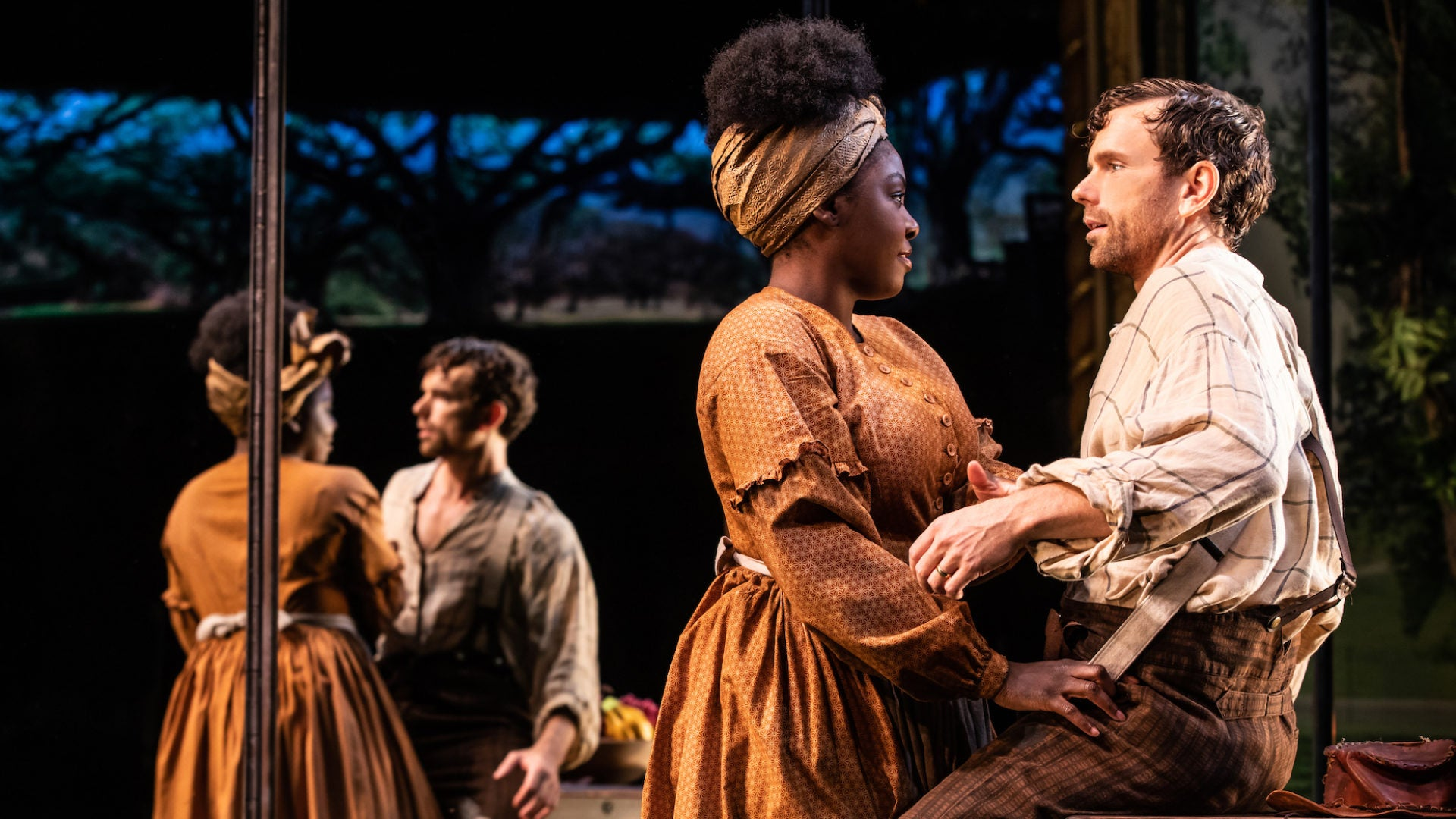 Jeremy O. Harris's Broadway Debut 'Slave Play' Isn't For Everyone