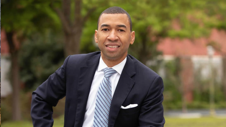 HBCU Love: Morehouse Was 'The Best Decision' Montgomery Mayor Steven Reed Ever Made