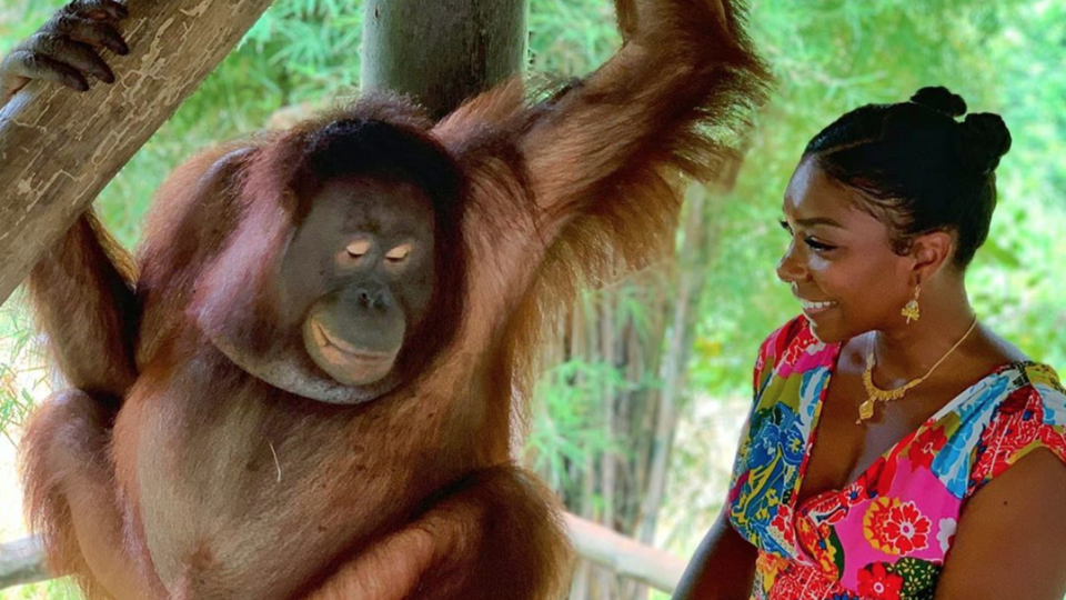 Black Travel Vibes: This Bali Animal Adventure Is A Walk On The Wild Side