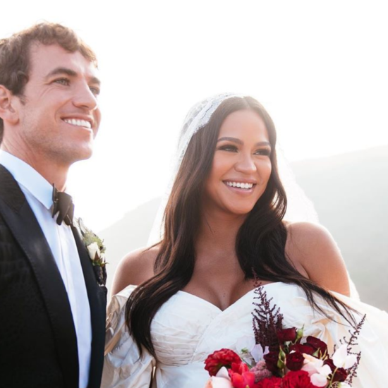 Cassie And Alex Fine Share More Stunning Wedding Photos