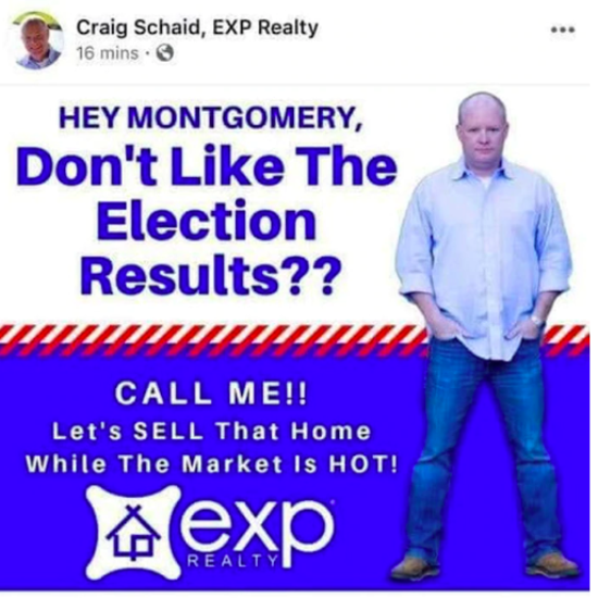 Real Estate Agent Fired After Ad About Election Of Montgomery's 1st Black Mayor