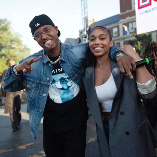 Stomp The Yard: Celebrities Showed Up And Showed Out For Howard Homecoming