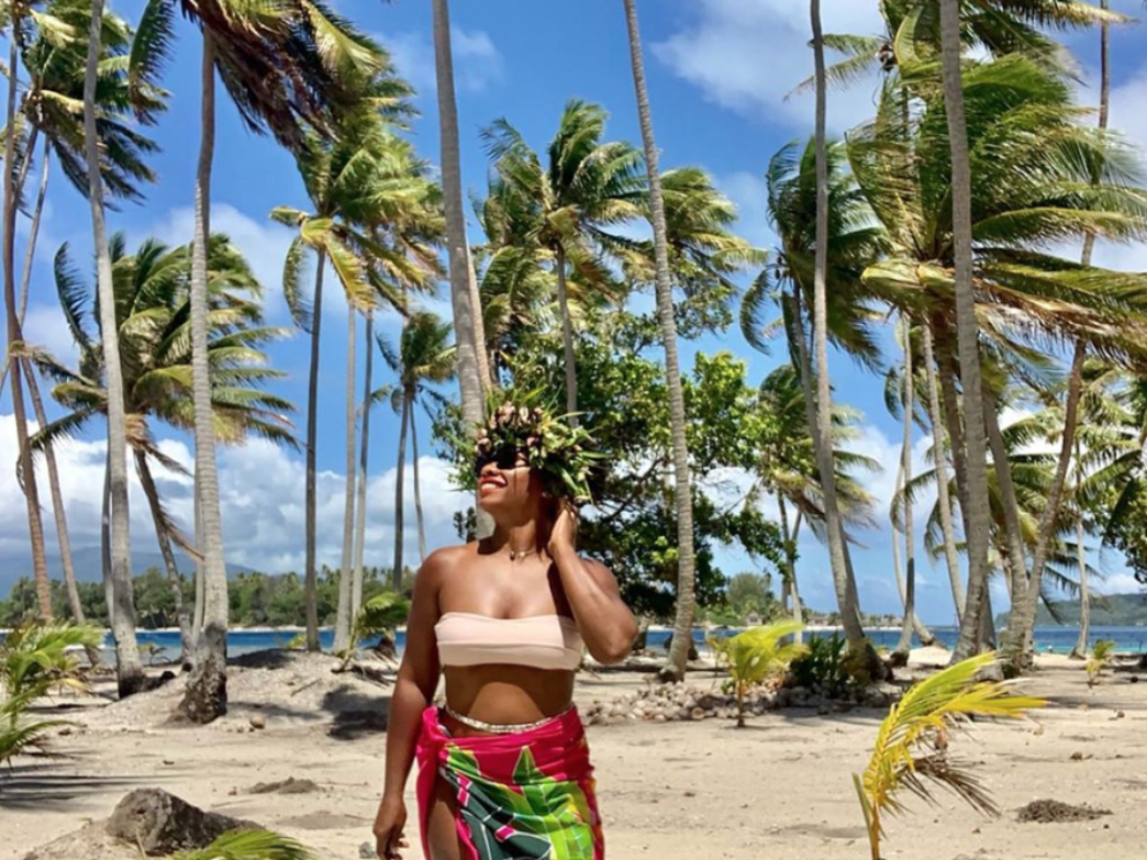 Black Travel Vibes: Escape To The Unspoiled Beauty Of The Pacific Islands