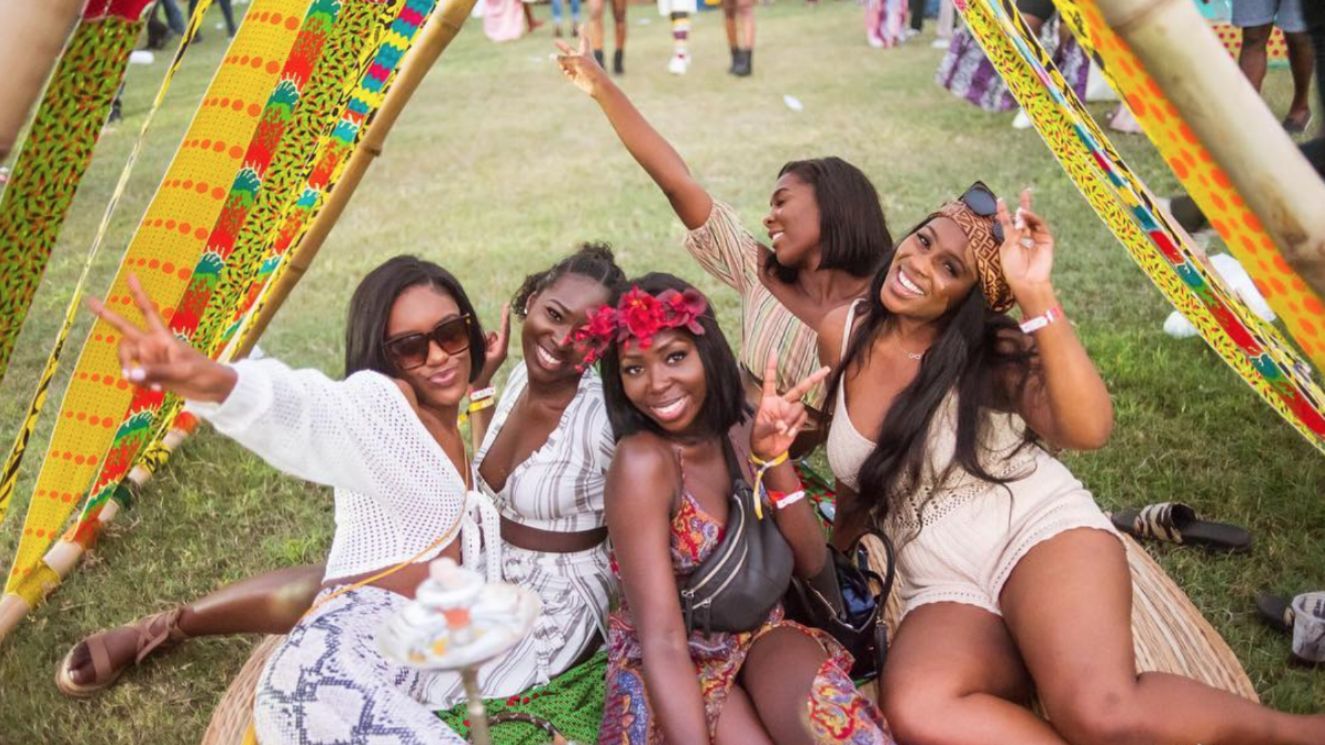 These Photos From Afrochella Have Us Ready To 'Return' To Ghana