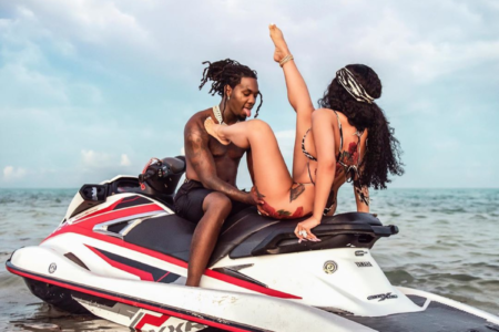 Cardi B and Offset in Turks and Caicos Is The Baecation Moment We All Need