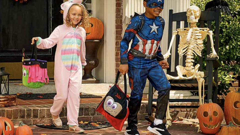 Shop These Adorable And Affordable Kids Costumes for Halloween