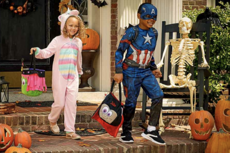 Shop These Adorable & Affordable Kids Costumes for Halloween