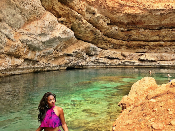 Black Travel Vibes: Discover The Desert Oasis Of Oman