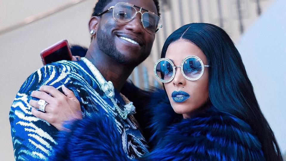 17 Cute Photos Of Rapper Gucci Mane and Wife Keyshia Ka'oir