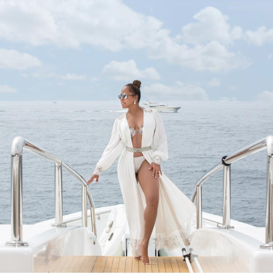 16 Times Marjorie Harvey Slayed The Travel Game