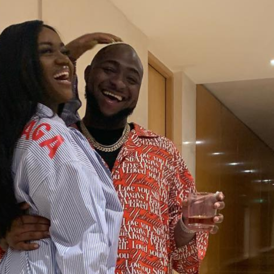 Afrobeats Singer Davido Announces The Birth Of His Son