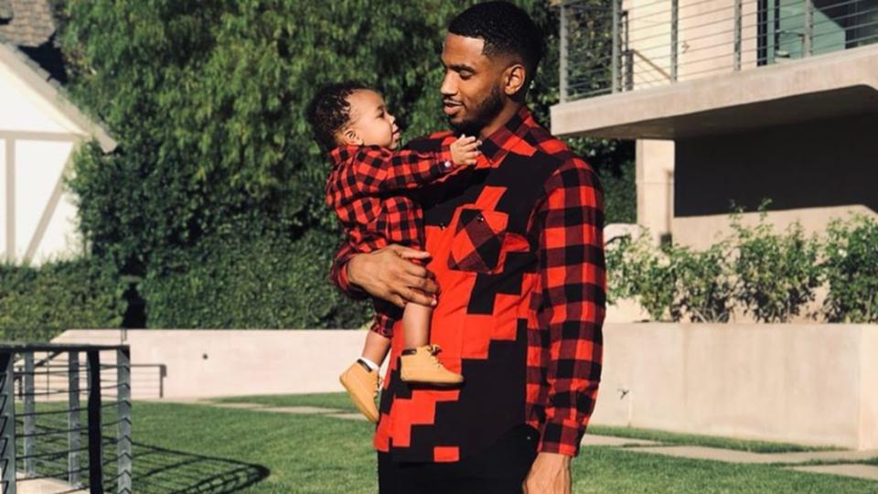 Trey Songz Shares Never-Before-Seen Photos Of His Son Noah