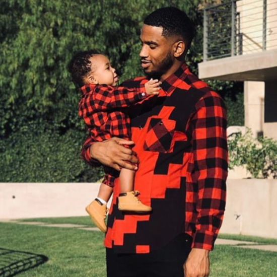 Trey Songz Is Loving Every Moment Of Fatherhood