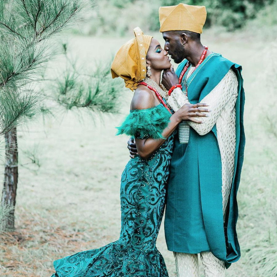 6 Times This Couple Stamped The World With Their Love
