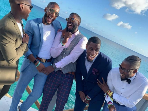 10 Times Black Men Found Joy Seeing The World
