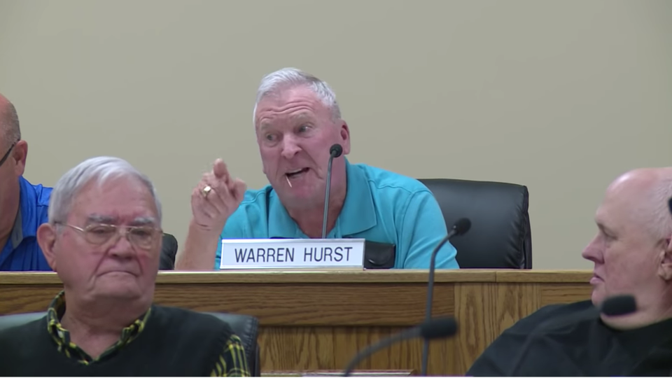 Tennessee Lawmaker Claims White Men In America Have 'Very Few Rights'