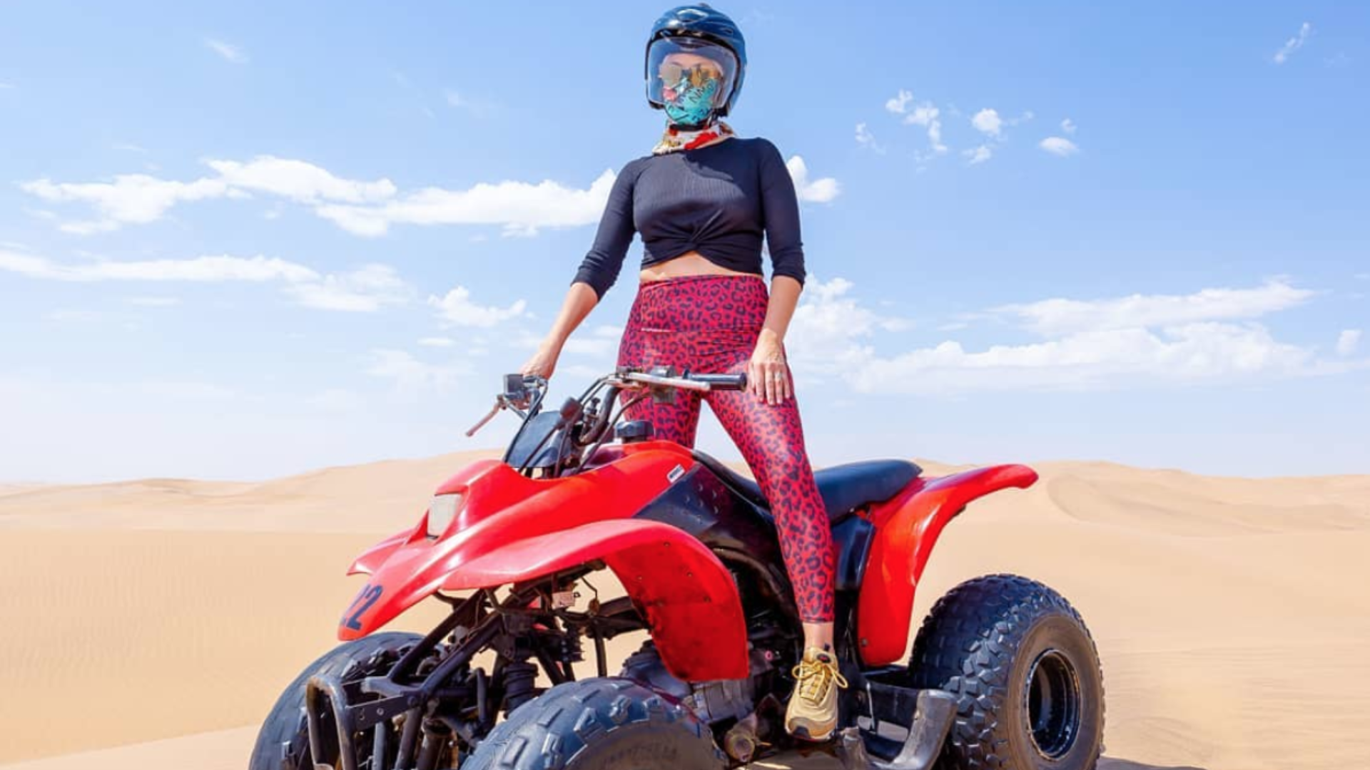 Beauty Boss Erika Liles Shows You The Wonders Of Namibia Her Way