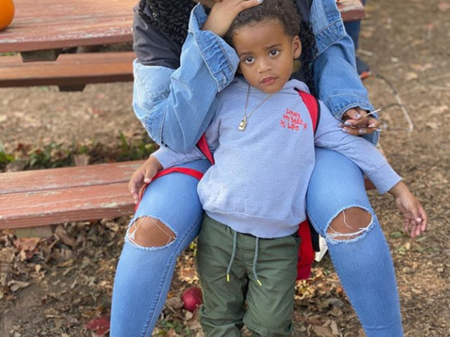 Angela Simmons Shares Message To Fans: 'Pray For Single Parents'