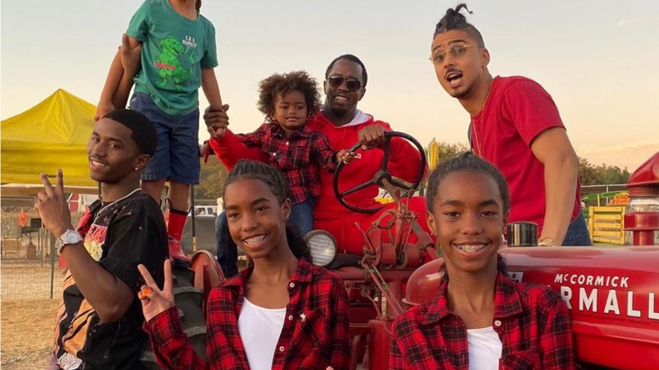 Celebrity Kids Who Went Pumpkin Picking In 2019