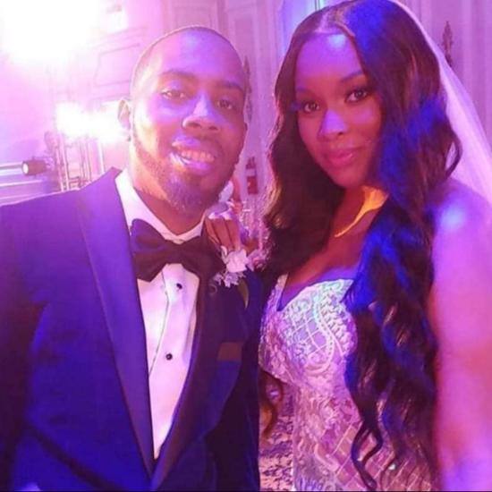 JoJo Simmons and Tanice Amira's New Jersey Wedding Looked Like A Fairy Tale