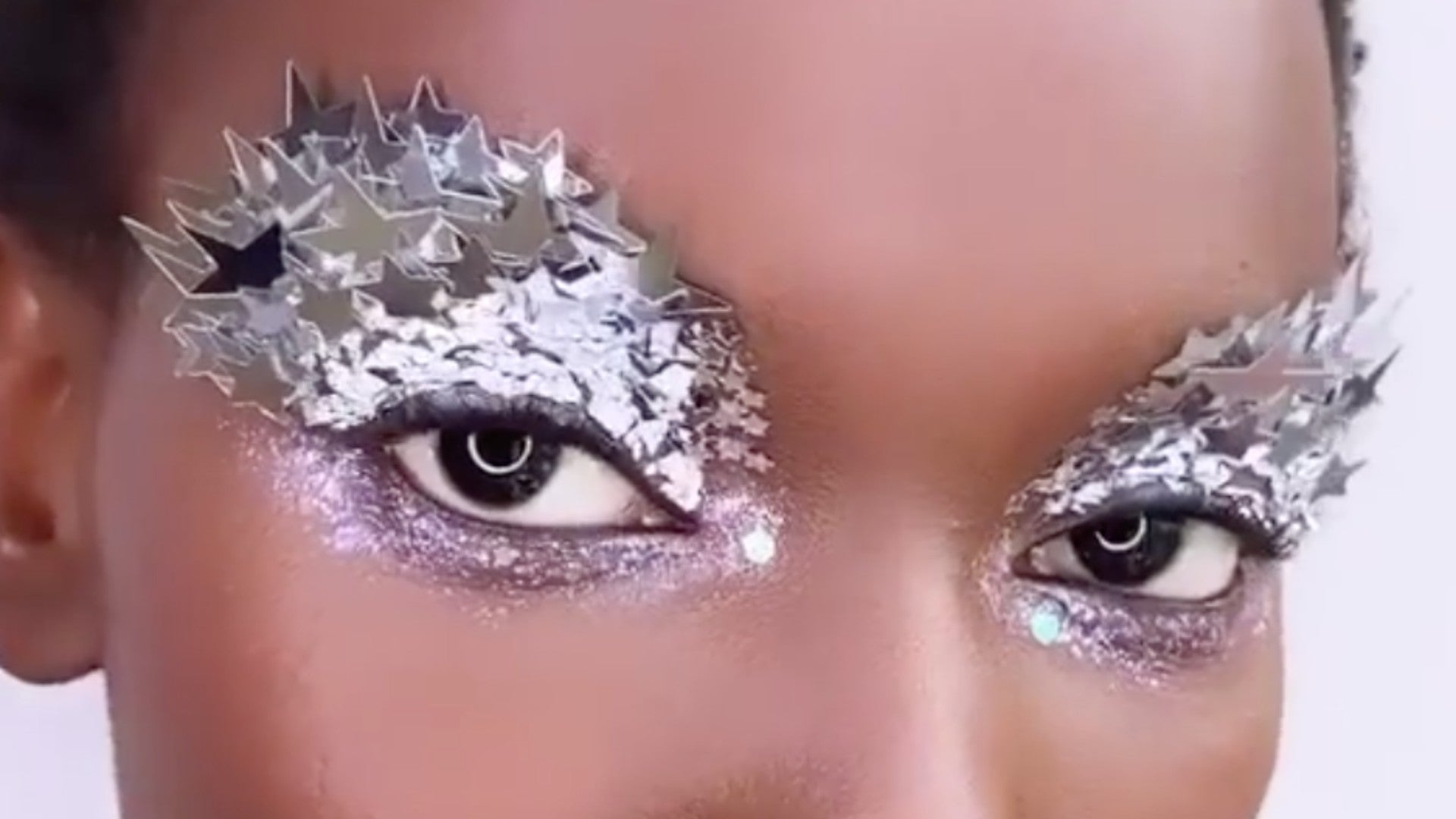 Herieth Paul's Halloween Makeup Is Out Of This World