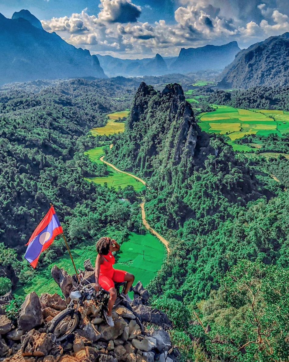 Black Travel Vibes: Take Your Passport To New Heights In Laos