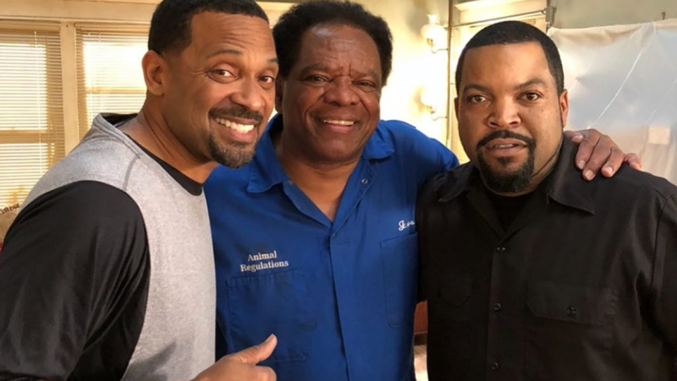 Ice Cube, Kerry Washington And Many More React To The Death Of Actor John Witherspoon
