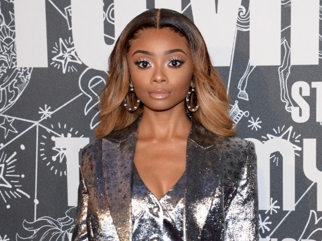Skai Jackson Is A Blossoming Beauty To Watch