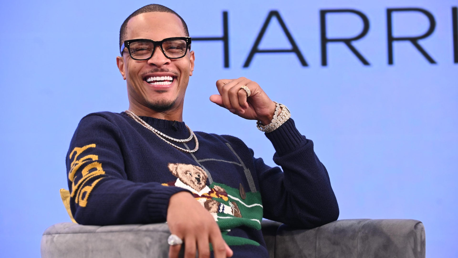 T.I. Says It's 'Selfish' To Grieve His Older Sister Precious Harris