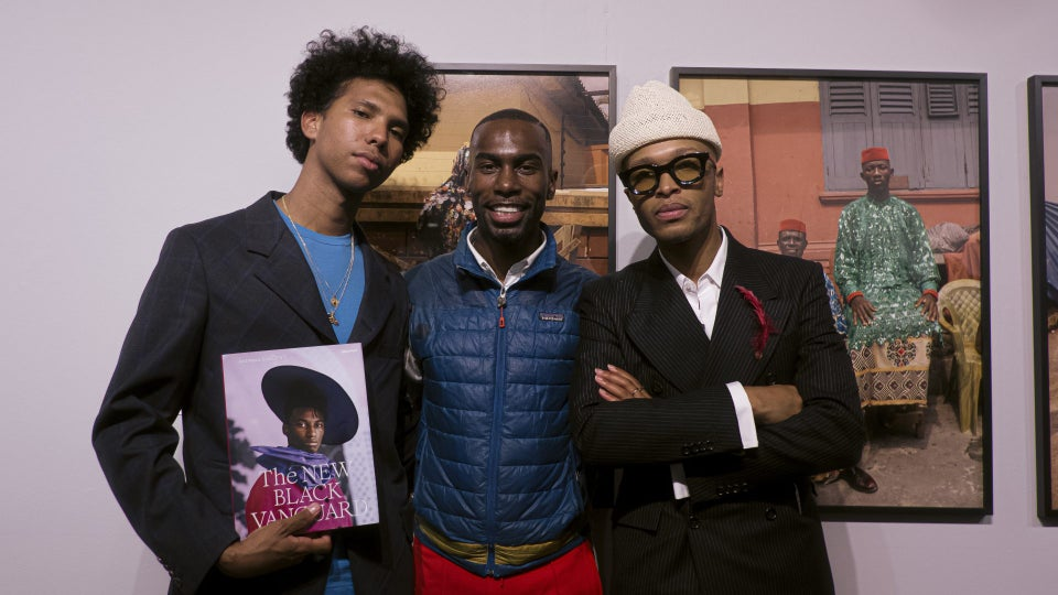 'The New Black Vanguard: Photography Between Art and Fashion'