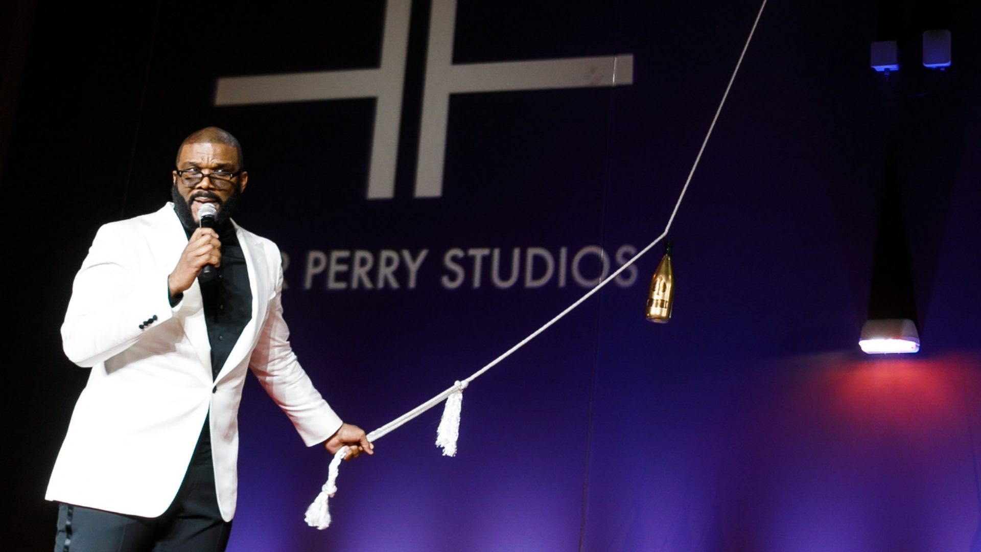 Tyler Perry Reveals He Wants To Build A Shelter For Trafficked Girls, Boys And Battered Women