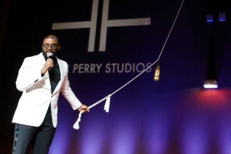 Tyler Perry Reveals Next Goal To Build A Shelter For Trafficked Girls, Boys And Battered Women