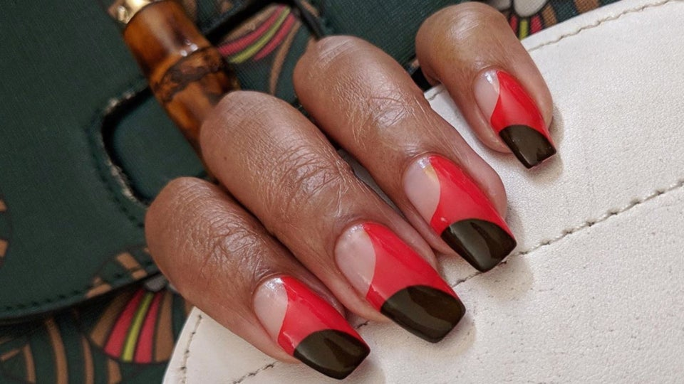 Tiffany M. Battle's Nails Are What Hand Goals Are Made Of