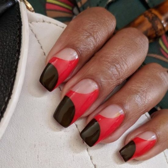 Influencer Tiffany M. Battle Has The Most Envy Inducing Manicures