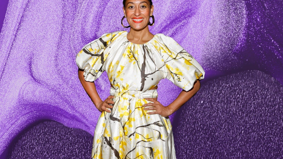 Get The Look: Tracee Ellis Ross Proves That Fall Florals Is A Winning Combo