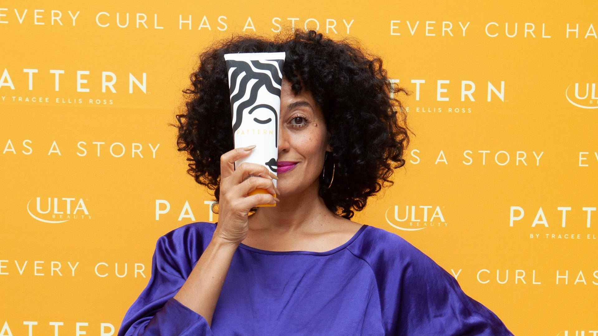 Tracee Ellis Ross Gave Chicago Shoppers Juicy Curls