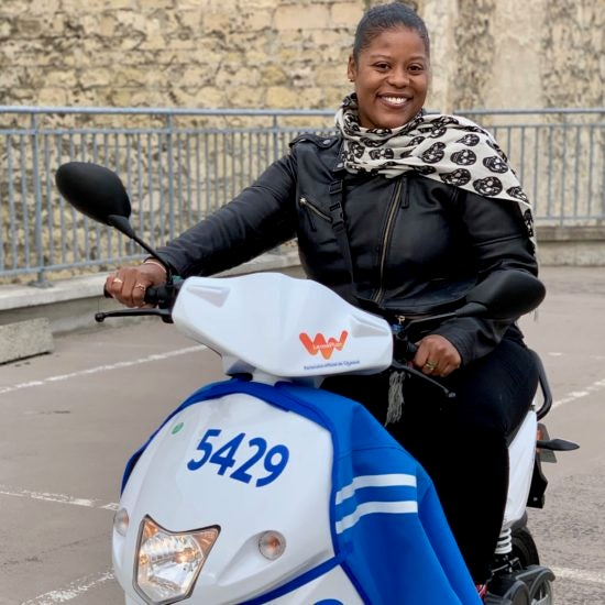 The Best Way To See Black Paris is on a Moped, This is How You Do It For Cheap