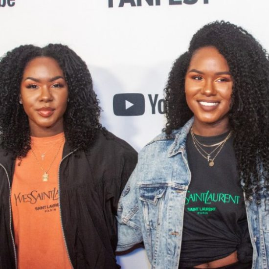 Celebrities And Influencers Were Fresh-Faced At #YouTubeBlack FanFest