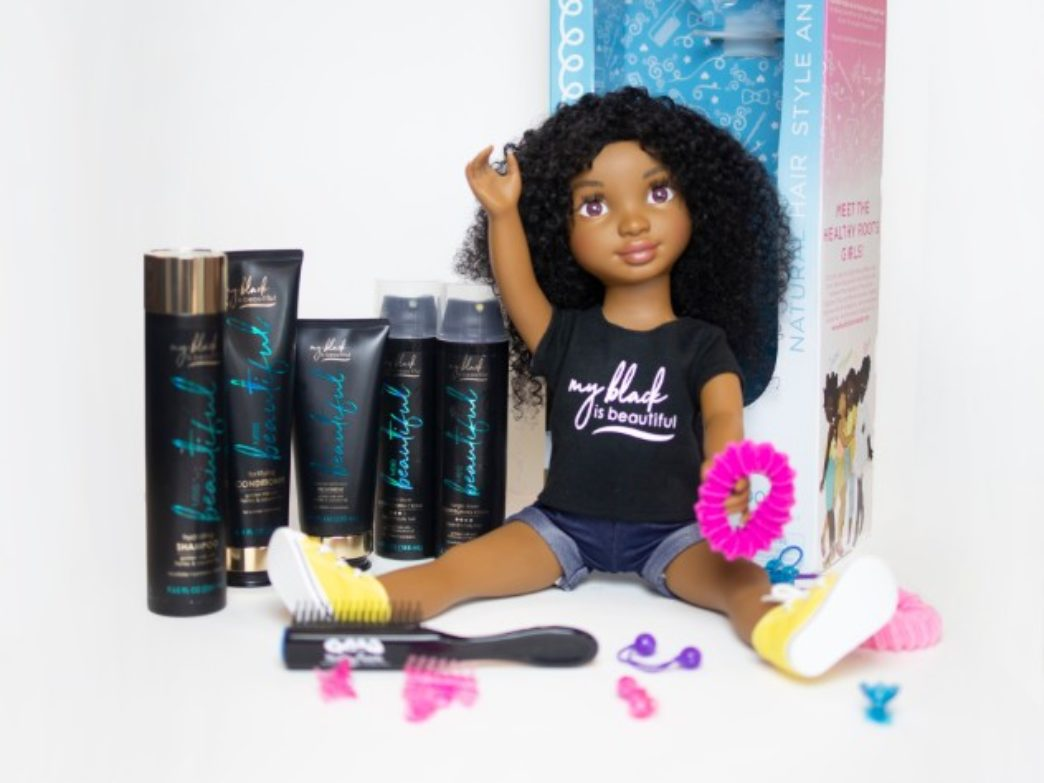 Healthy Roots Dolls Teams Up With Mbib On Doll Beauty Kit Essence