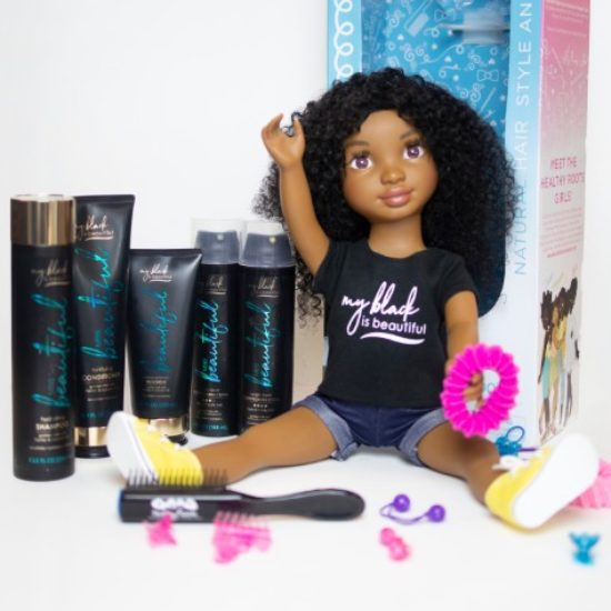 The Reviews Are In: Healthy Roots' Zoe Doll Collaboration With My Black Is Beautiful Is A Hit