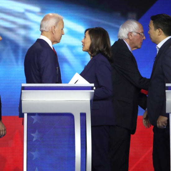 Fifth Democratic Presidential Debate To Take Place In Georgia