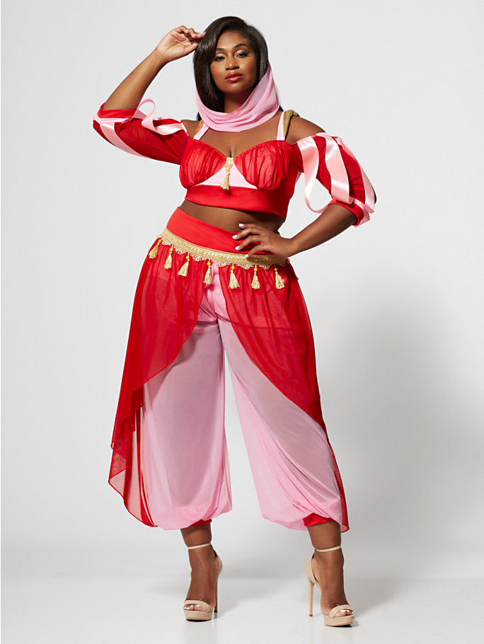Oh Hey, Curvy Girl! Here's Where To Grab Cute And Sexy Halloween Costumes